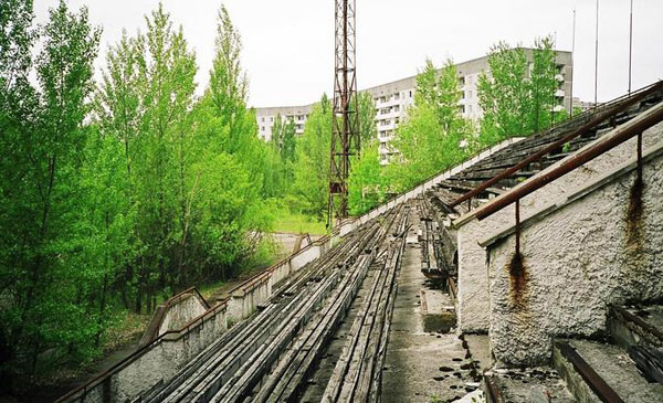 Tsjernobyl voetbal