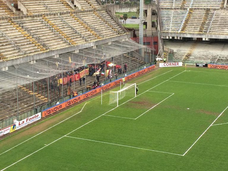 Salernitana-catanzaro