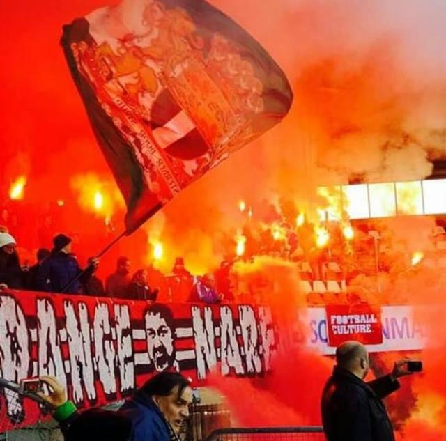 vlag footballculture 122