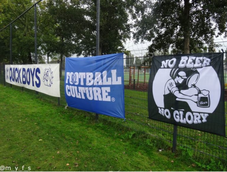 vlag footballculture 154