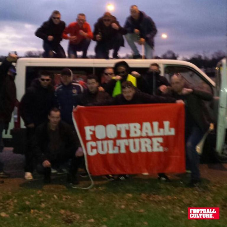 vlag footballculture 178