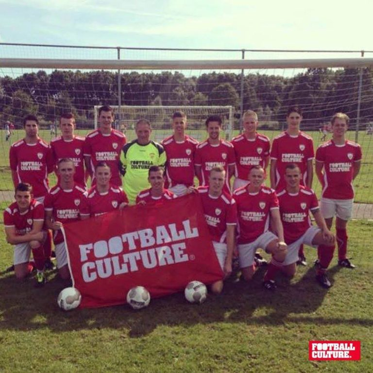 vlag footballculture 97