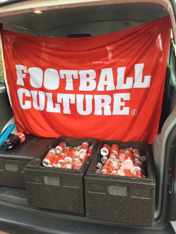 vlag footballculture 99