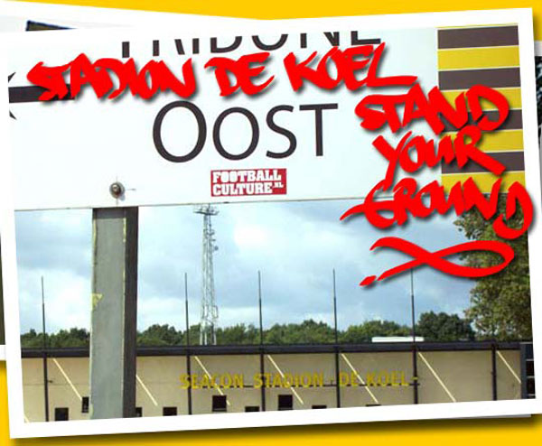 stadion de koel stand your ground