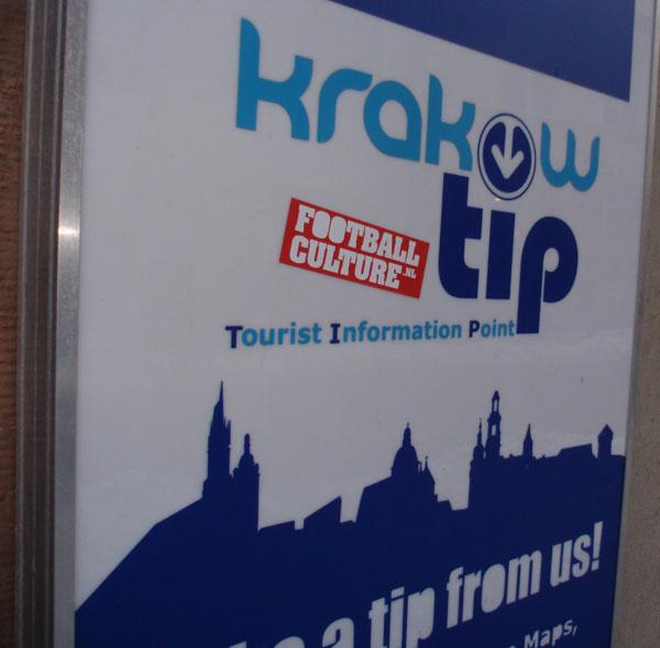 Krakow football culture