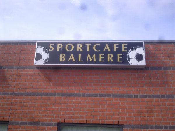 cafe balmere almere