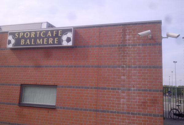 cafe balmere