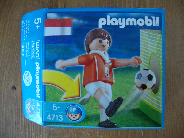 football playmobil