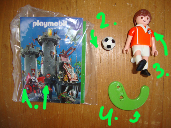 football playmobil3