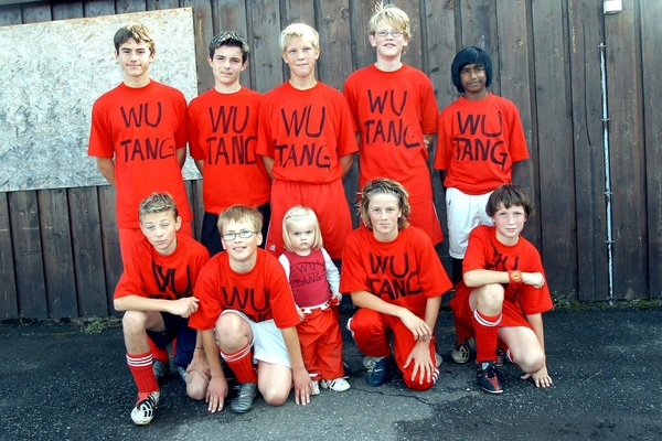 FC Wutang elftalfoto
