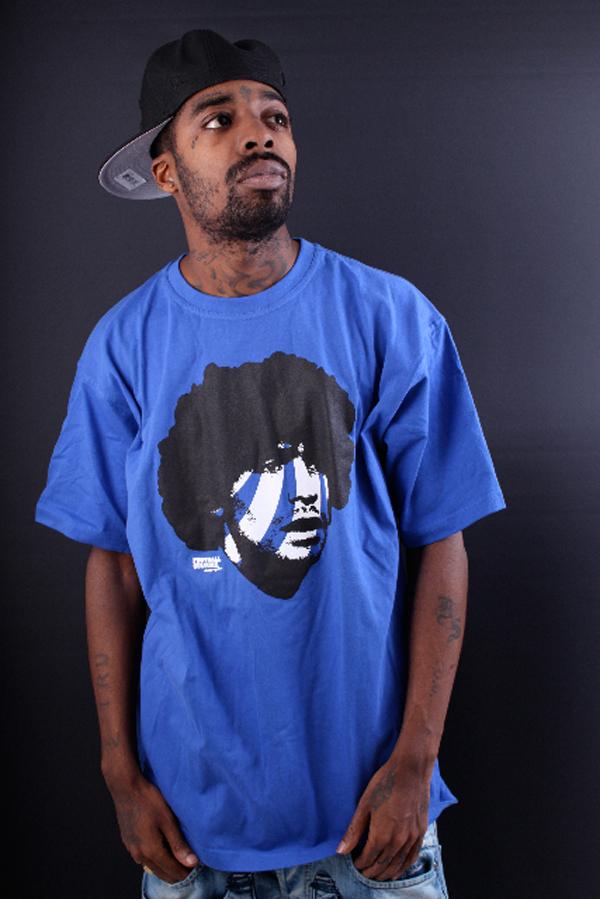 shirt diego maradona kempi 2