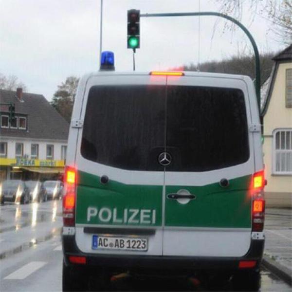 acab politiewagen