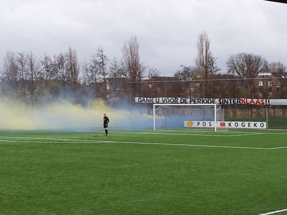 the referee Schipluiden Den Hoorn1