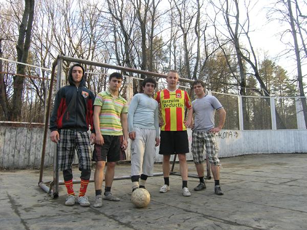 moskou voetbal rusland