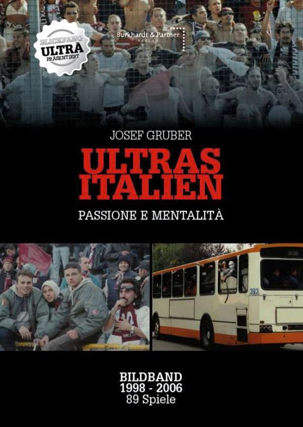boek ultras italie