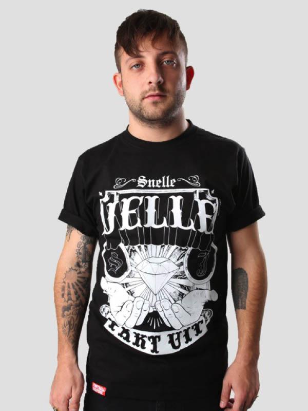 DJSnelleJelle shirt tee