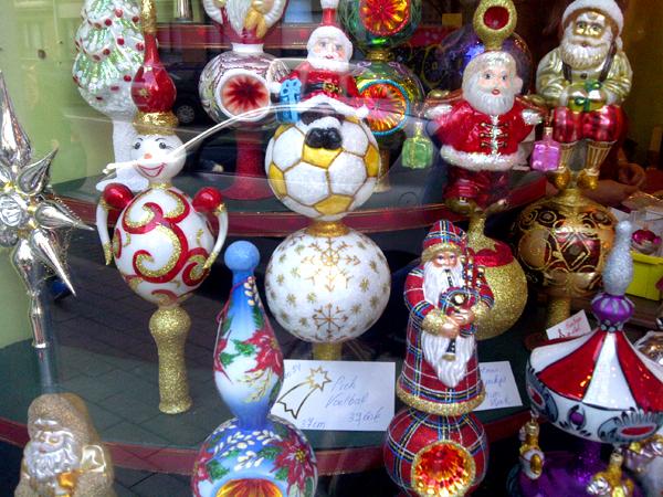 voetbal piek kerst
