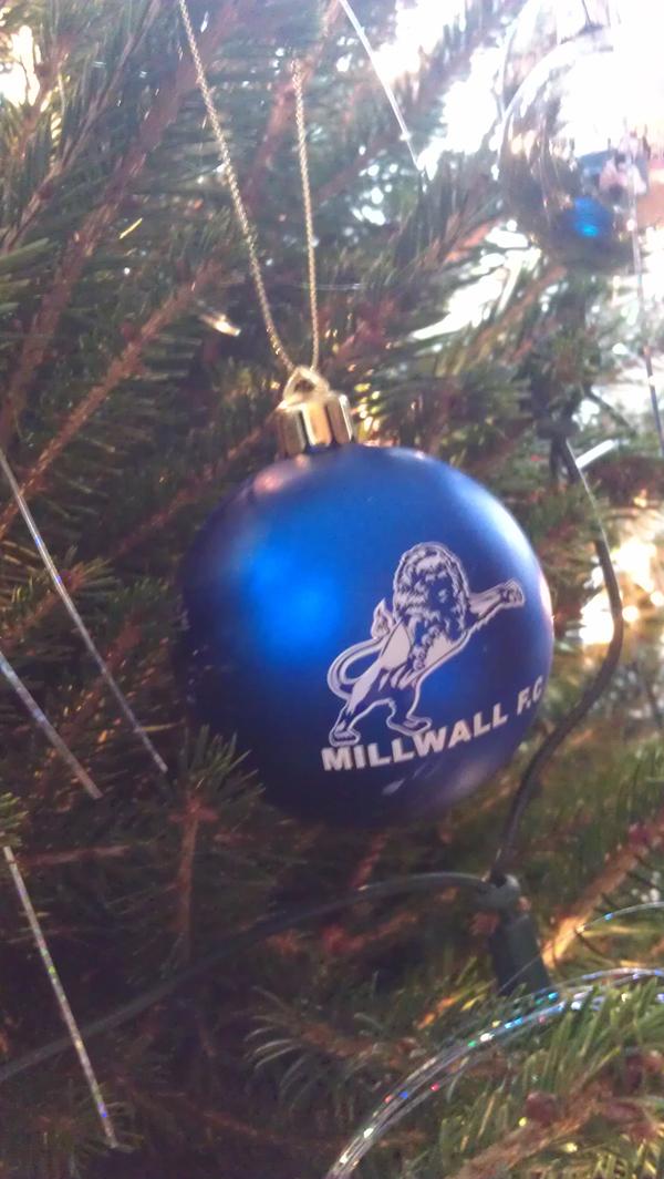 millwall christmas