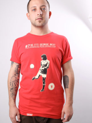 George Best by Zoran Lucić - Sold out