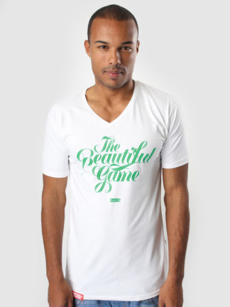 The Beautiful Game Stretch Vneck
