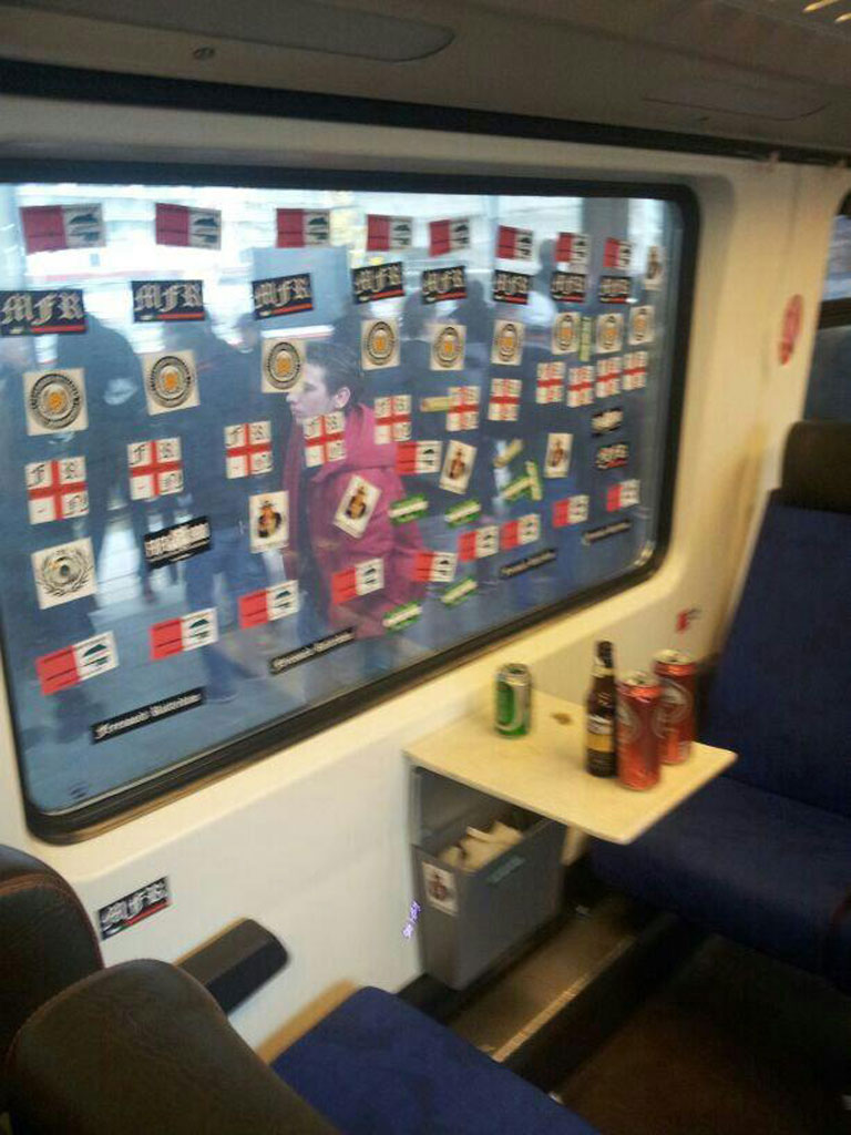 feyenoord=trein