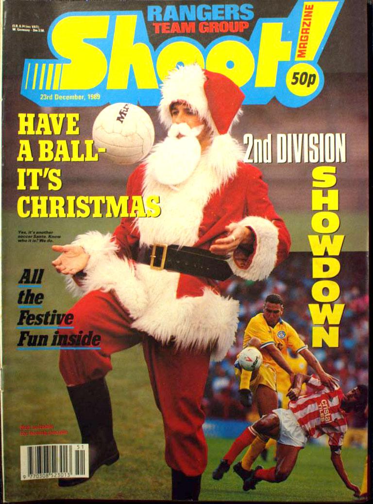 kerst-voetbal