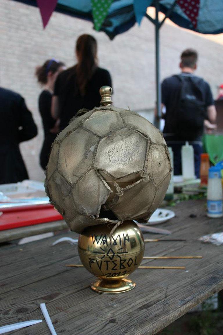 Wampfutebol-beker