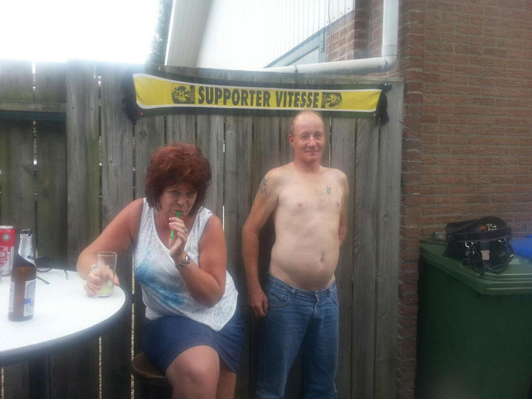 Vitesse supporters