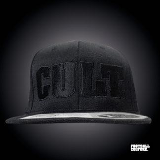 CULT Black snapback