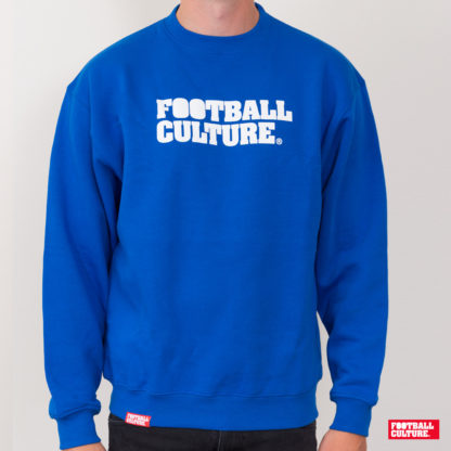 FootballCulture crewneck Blue