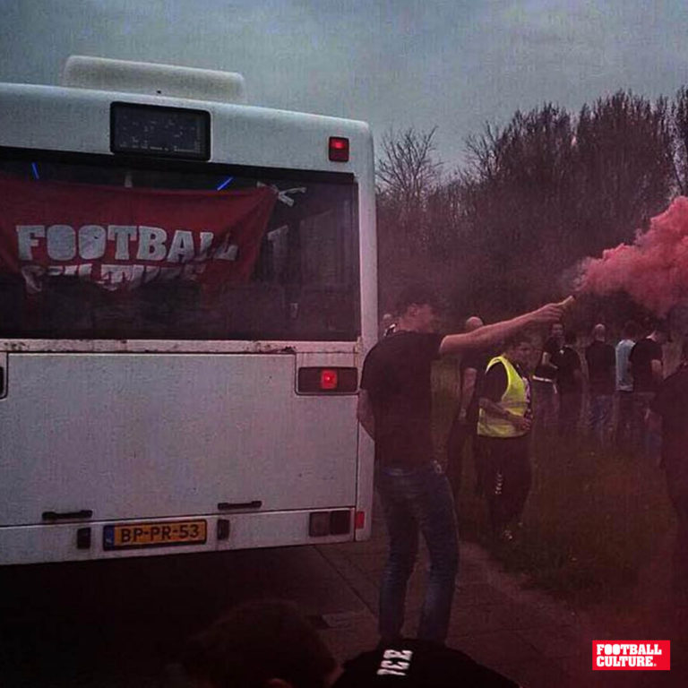 FC 151201 FootballCulture Vlag rood 6