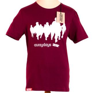 awaydays shirt