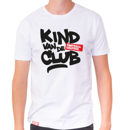 kind van de club shirt
