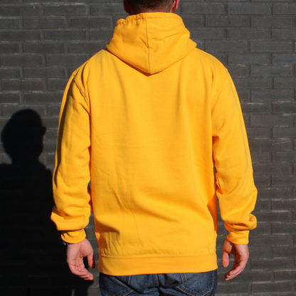 hoodie gold footballculture