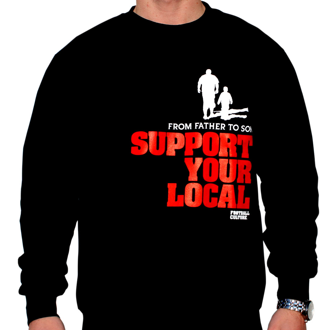 f2a048deb Support Your Local Crewneck (Jubilee!) | From Father to Son | Sweater