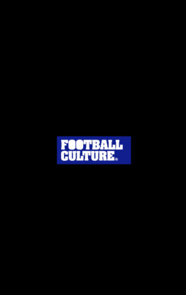 wallpaper footballculture2 logo blauw