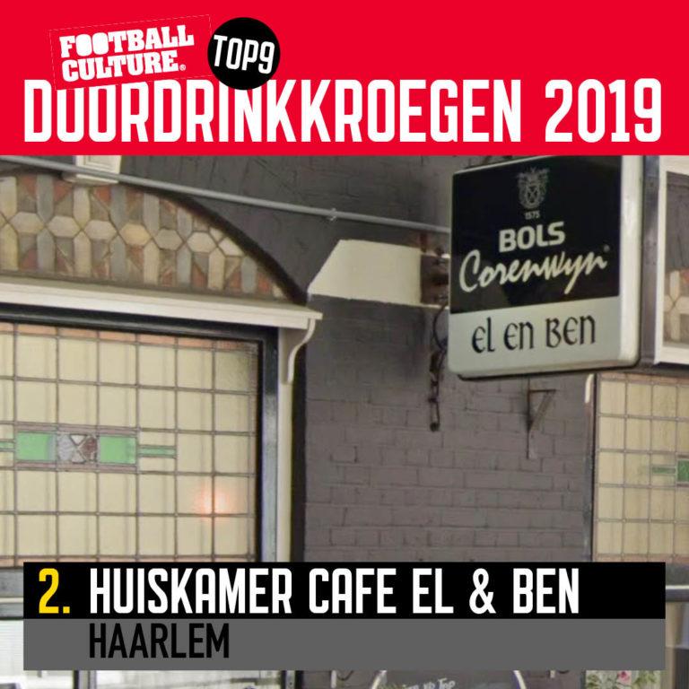 2. cafe El en Ben Haarlem