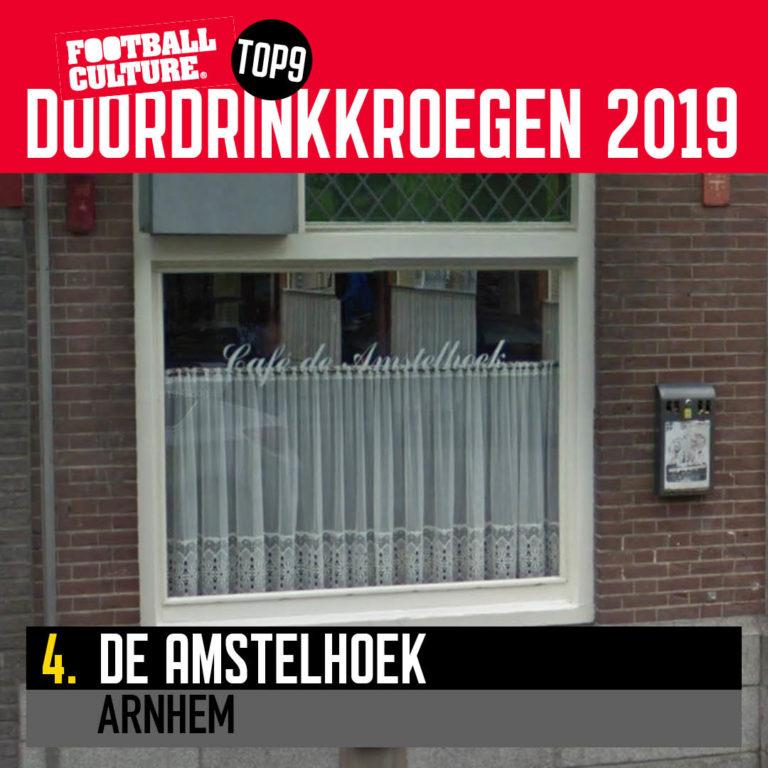 4. Cafe De Amstelhoek Arnhem 1