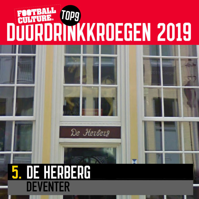 5. Cafe De Hreberg Deventer 1