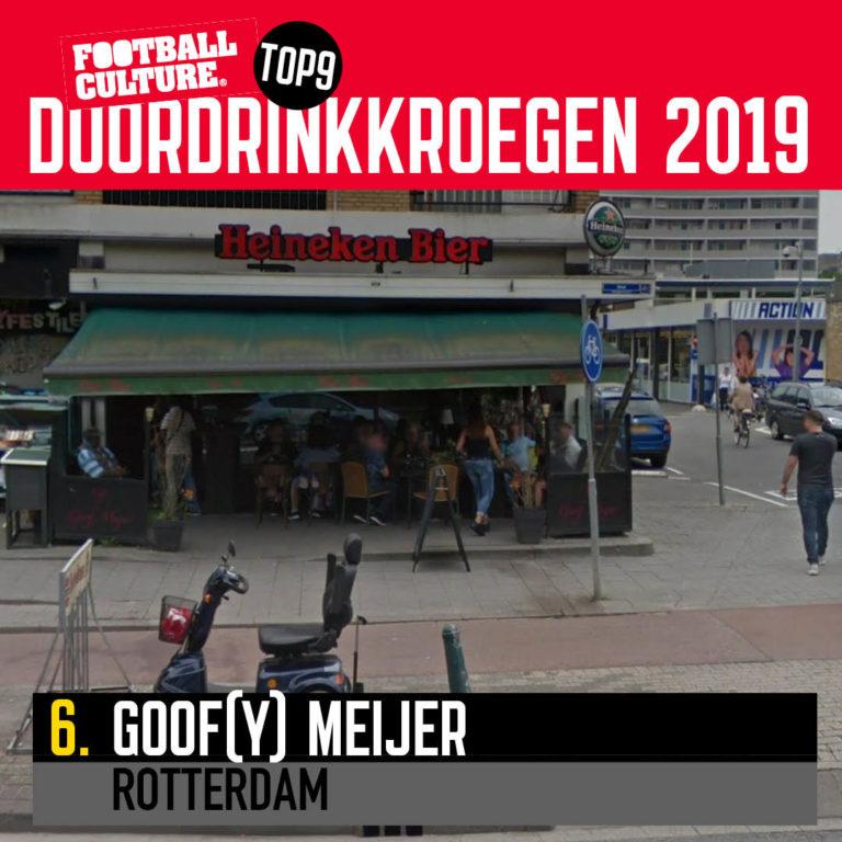 6. Cafe Goof Meijer Rotterdam 1