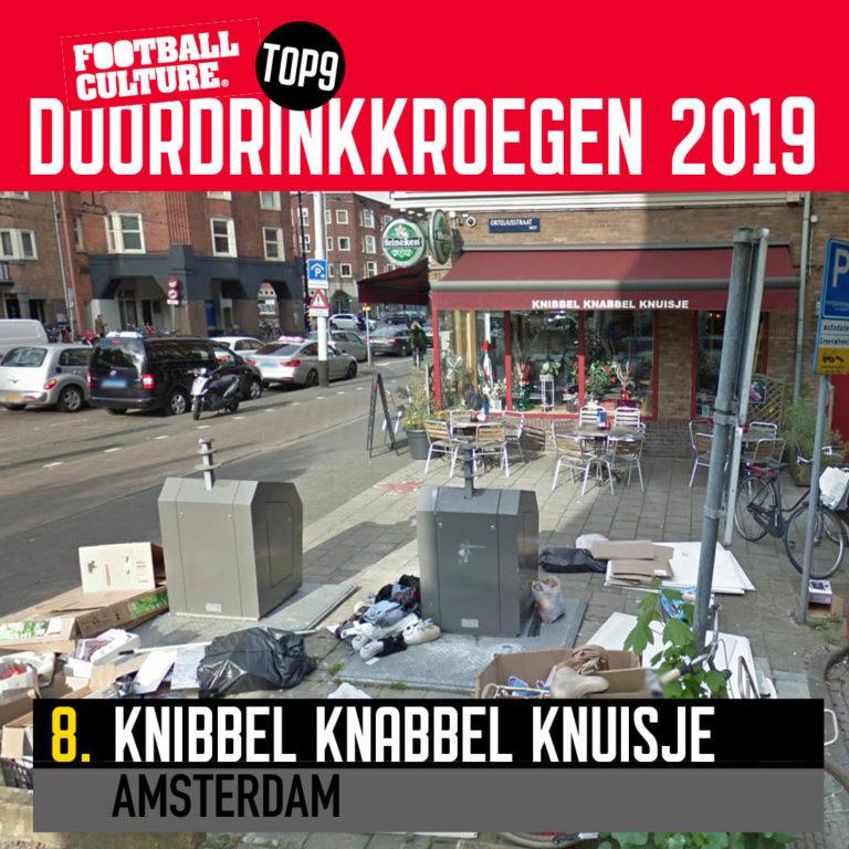 cafe Knibbel Knabbel Knuisje- Amsterdam